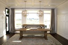 Header: Settees and Dining Tables