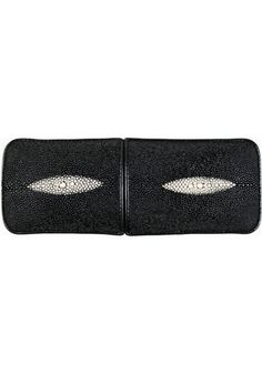 Black Cigar Case - Genuine Stingray Skin Leather @ £179 Cigar Cases, Gifts For Boss, Cigars, Christmas Gifts, Leather, Bags, Xmas Gifts, Handbags, Christmas Presents