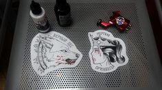 #dog #wolf #sketch #princess #death #blood #пёс #принцесса #агатакристи #агата #кристи #эскиз #тату #tattoo #опиум