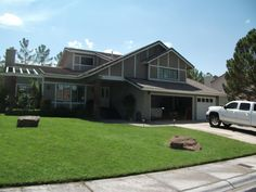 Front ---- Limestone Investments LLC ------ Las Vegas Home Real Estate Foreclosure, Yard Maintenance, Travertine Floors, Las Vegas Homes, Property Search, Pheasant, Property Listing, Granite Countertops, Shed