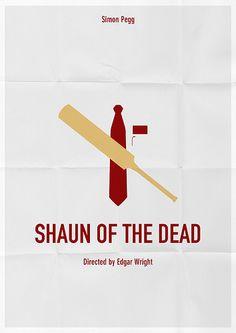 Shaun of the Dead by Kairon Sarri