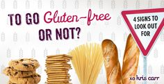 4 major signs you may have gluten sensitivity