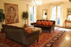 love this room Persian Carpet, Persian Rug, Red Oriental Rug, Room Rugs, Valance Curtains, Living Spaces, Couch, Cottages, Inspiration
