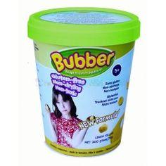 Witajcie, już u nas!!!  Pucholina Bubber dla Dzieci od lat 3. Ciastolina 200g - Pudełko plastycznej masy w kolorze żółtym.  Nigdy nie wysycha, jest nie toksyczna, nie zawiera glutenu, nie klei się do rąk ani ubrań, łatwo się formuje, można ją kroić, doskonale oddaje różne krztałty.  Sprawdźcie sami:)  #ciastolina #pucholina #rubber #zabawki #sklep #krakow