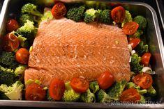 Laxgratäng med västerbottenost - Johanna Toftby Tuna, Broccoli, Fish, Meat, Ethnic Recipes, Pisces, Atlantic Bluefin Tuna