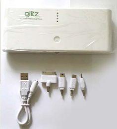 Power Bank Glitz 20000 mAh Rp199.000  COD Cikarang Baru 0896-5436-6949