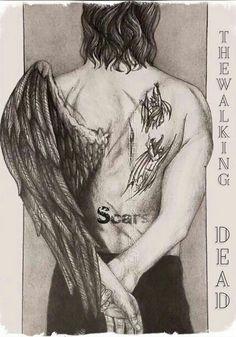 Daryl Dixon Fanfiction, Walking Dead Wallpaper, Fear The Walking Dead, Stuff And Thangs, Norman Reedus, Art Sketchbook, Movies Showing, Favorite Tv Shows, Fan Art