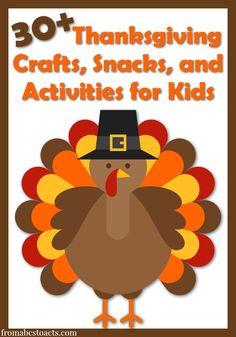 35 Best Thanksgiving Craft images | Thanksgiving crafts ...