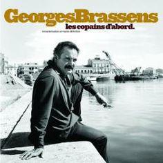 """""""Les copains d'abord"""" de Georges BRASSENS - MUSIQUE"""