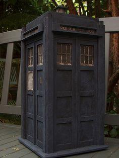 Nerd Stuff, Fun Stuff, Doctor Who Cosplay, First Doctor, Doctor Who Tardis, Police Box, Blue Box, Dr Who, Season 2