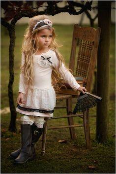 Dollcake oh so girly -French Vintage Dress