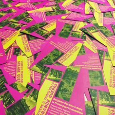 Exhibition's postcard