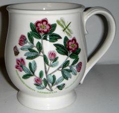 Portmeirion Portmeirion Botanic Garden Mug - Rhododendron