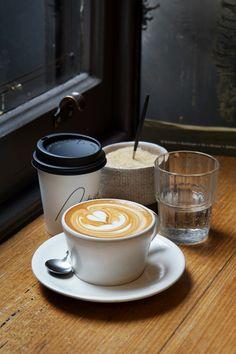 """Cappuccinos"", Patricia Coffee Brewers, Melbourne"