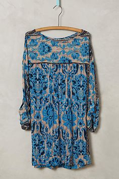 Blue Aster Blouse - anthropologie.com #anthrofave