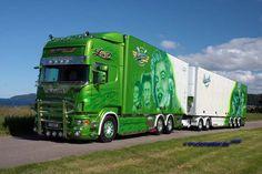 Girl power airbrushed show truck - Google zoeken