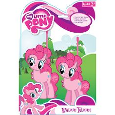...so you talk to pinkie? ....does it make you sound like her Dx