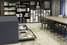 materials library for interiors design by good interiors Best Interior, Interior Design, Material Library, Bookcase, Shelves, Interiors, Color, Home Decor, Nice Asses