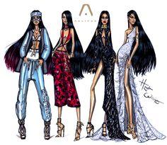 Aaliyah 2016 by Hayden Williams - Happy Birthday BabyGirl!!