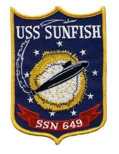USS Sunfish (SSN-649)