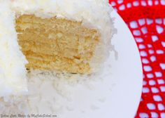 Pin Shan sent: A delicious yellow cake recipe! This is better than the other one I was using. So fluffy!