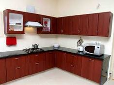 Marvelous Image Result For L Shaped Modular Kitchen Designs Catalogue