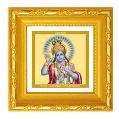 Kurma Jayanti is the birth anniversary of Lord Vishnu. Kurma was the second incarnation of Lord Vishnu during Satya Yuga.diviniti offers Kurma Jayanti special lord vishnu double glass frames buy online. http://www.diviniti.co.in