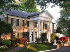 Elvis Presleys home