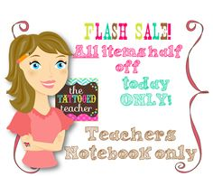 flash sale ALL DAY SUNDAY-1/2 off!!!
