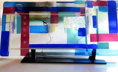 Acrylic Paintings, Fused Glass, Signed Art Cards, Calendars, by Julia Kane,St. Davids, ON