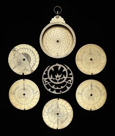 Astrolabe - 1800