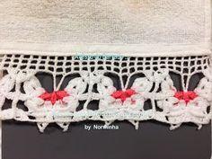 OFICINA DO BARRADO: Croche - Borboletando - PAP que não mostrei ... Crochet Trim, Filet Crochet, Baby Blanket Crochet, Crochet Baby, Borboleta Crochet, Crochet Butterfly Pattern, Borders Free, Lace Insert, Free Pattern