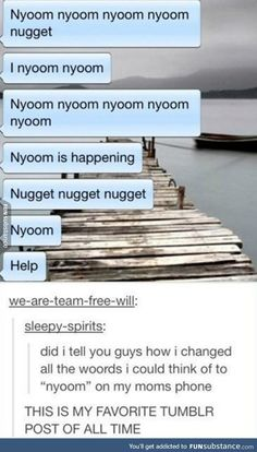 This is nyoom