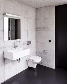Badezimmermöbel Linien Schwarz Hochglanz Artesi | House Stuff ... Moderne Badmoebel Artesi Hochglanz Holz
