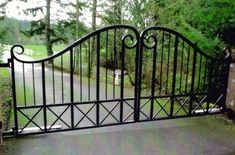 """""""New Gates San Diego and Gate Repairs in San Diego. Custom gates, automatic gate openers and 24/7 Emergency Gate Services."""