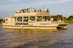Boat charters in KwaZulu-Natal, South Africa with St Lucia Tours and Charters. Wetland Park, Adventure Activities, Fun Activities, Kwazulu Natal, Charter Boat, Whale Watching, Places To See, South Africa, Travel Destinations