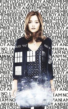 Who wasn't always hoping Clara and the doctor would fall in love?? Why the hell couldn't they?'!!!