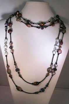 One necklace