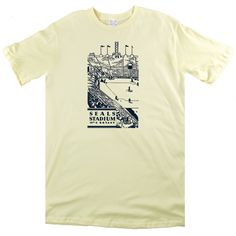 San Francisco Seals 1934 T-Shirt. 16th & Bryant - where it all started