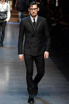 Dolce & Gabbana Fall 2015 Menswear Fashion Show: Complete Collection - Style.com