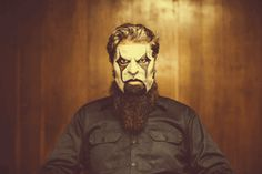 #4, Jim Root: | Here's A Closer Look At Slipknot's New Masks