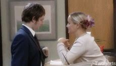 You go Dawn! Middle Management, Office Uk, Ricky Gervais, Martin Freeman, Movies And Tv Shows, Dawn, Movie Tv, Comedy, Comedy Theater