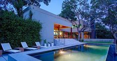 West Lake Hills Residence by Specht Harpman in Austin Texas