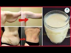 Mujeres de 35 a 55 años quemar grasa abdominal demasiado rápido sólo con este licuado en la mañana - YouTube Smoothie Packs, Smoothies, Glass Of Milk, Natural Remedies, Diet Recipes, Detox, Healthy Living, Youtube, Food