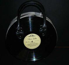 Retro Record Bags