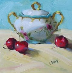 Artist Judy Crowe Does These Fabulous Minitures