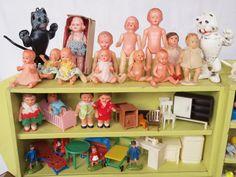 A Fifities Miniature Toy Shop by diepuppenstubensammlerin - Dolls Houses Past & Present