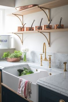 This project and the clients were a joy from start to finish, the clients trusted us implicitly to create the best design for their harmonious old rectory Kitchen Taps, Kitchen Cabinetry, Bespoke Kitchens, Luxury Kitchens, Kitchen Layout, Kitchen Ideas, Kitchen Inspiration, Farmhouse Style Kitchen, Farmhouse Kitchens