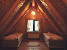 Green Cottage - O cabană superbă, chiar în grădina Carpaților - Wildventure Outdoor Furniture, Outdoor Decor, Romania, Cottage, Bed, Green, House, Home Decor, Cabin