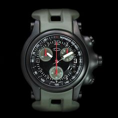 OAKLEY HOLESHOT Chronograph 10th Mountain Division Edition